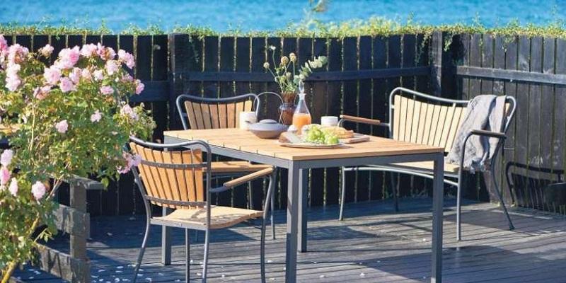 Gør havemøblerne klar til forår og udeliv