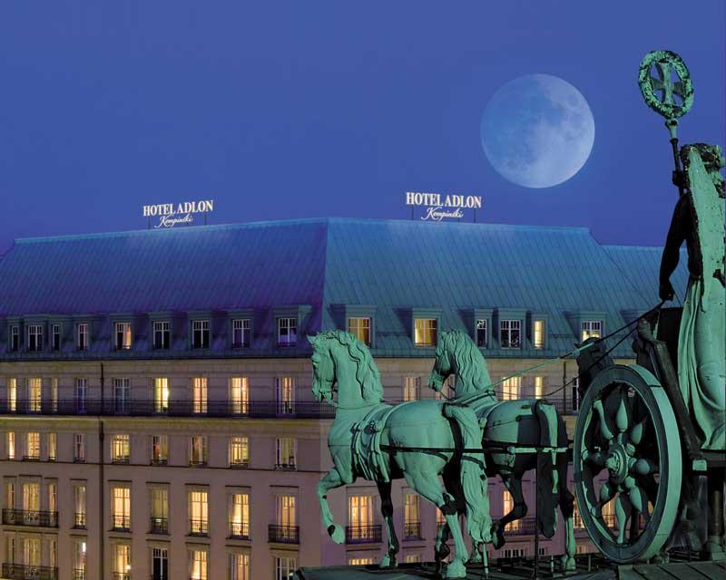 Historisk luksus i Berlin