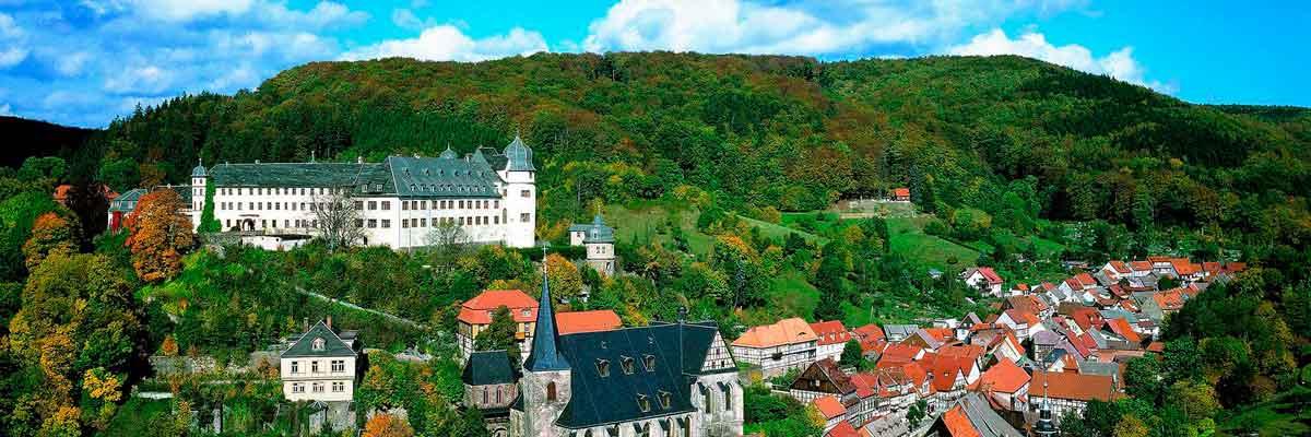Skal ferien gå til Harzen?