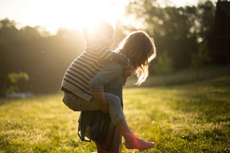 Pas på naturen – brug naturen og få glade børn