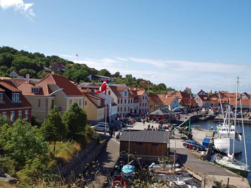Flest solskinstimer findes på Solskinsøen i Danmark