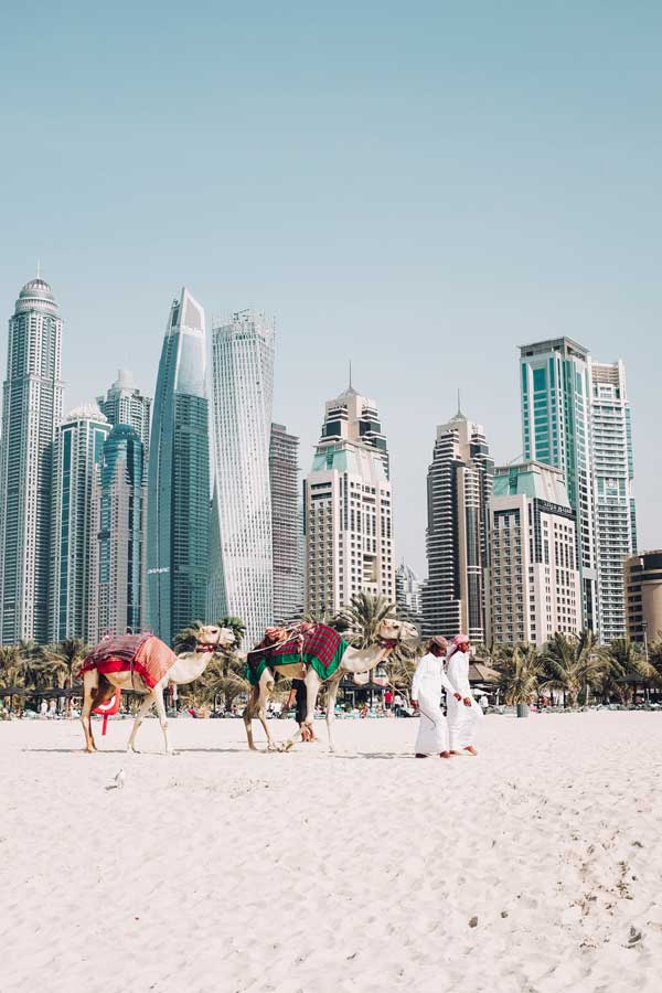 Oplev Dubai som en lokal