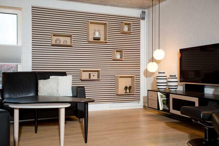 Effektiv akustikdæmpning i smukt design