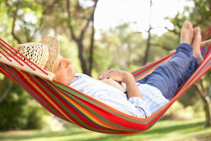 Liv i haven - lev i haven. Bliv inspireret i at leve i haven på Havens Dag 2. søndag i september.
