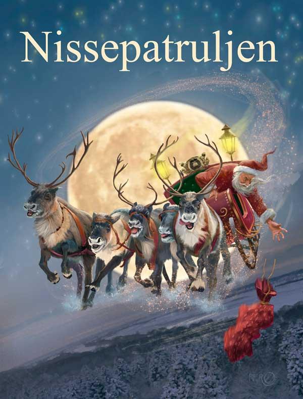 "Eventyrteatrets julemusical ""Nissepatruljen"" spilles i Glassalen i Tivoli"