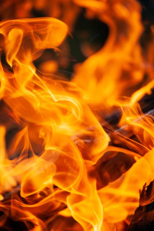Undgå ildebrand med en røgalarm