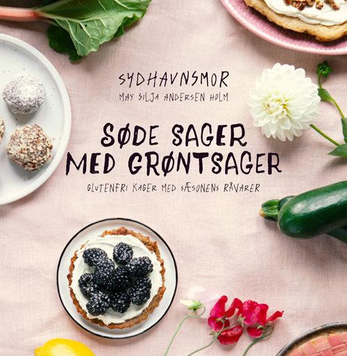 Lækre opskrifter og kagebogkonkurrence - Søde sager med grøntsager af blogger sydhavnsmor.dk