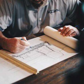 Du bør få hjæp til byggeansøgning fra en professinle rådgiver.