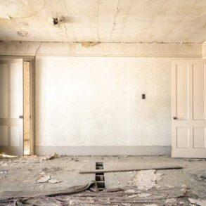 Der er mange regler der skal overholdes ifm nedrivning og byggeri
