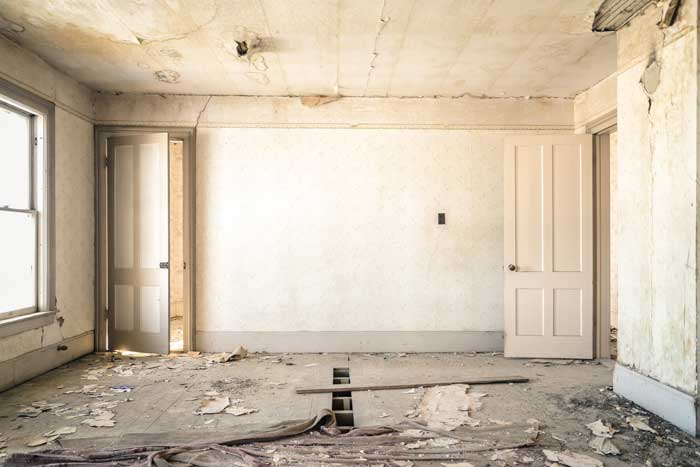 Regler for byggeri og nedrivning