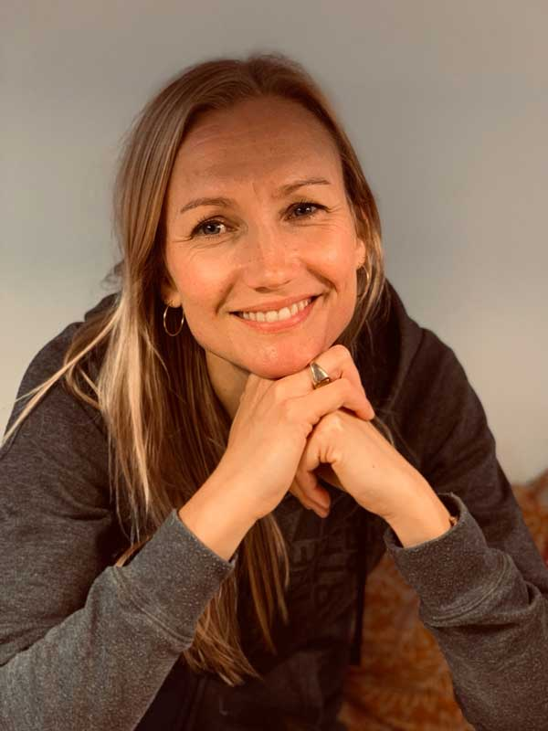 Sara Lygum: Gå med mavefornemmelsen