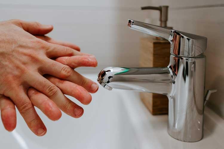 Guide til god håndhygiejne
