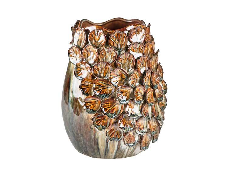Konkurrencen er slut – Udtryksfuld vase fra Villa Collection