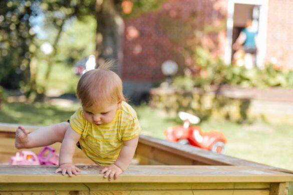 Læs om 6 tips til en børnevenlig have