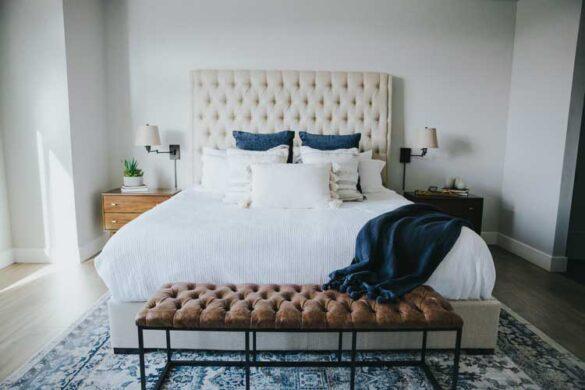 Giv soveværelset en kærlig hånd og indret både rart og mere sundt.