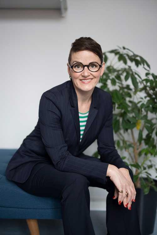 Laura Scheuer Trøstrup fra The Sweet Spot