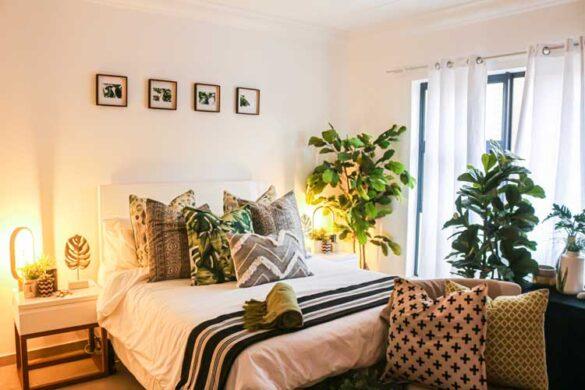Sådan indretter du soveværelset så du sover bedre.