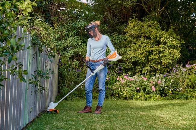 Gør haven pæn inden huset sættes til salg.