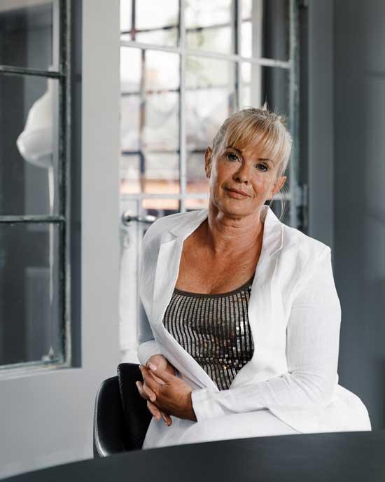 Birgit Aaby er stifter af CombiService og tidl. paneldeltager i programmet Løvens Hule