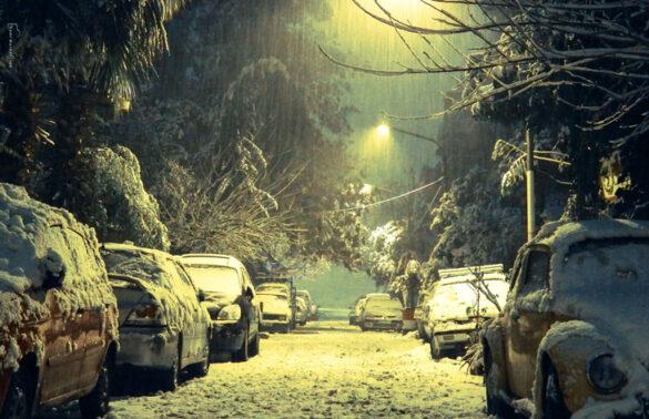 Hvad betyder vinterens vejr når du skal ud i trafikken. Se her hvad de betyder.