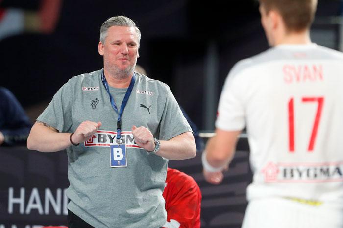 Nikolaj Jacobsen landstræner for herrehåndbold
