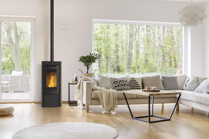 Klimavenlig opvarmning giver boligen sund økonomi