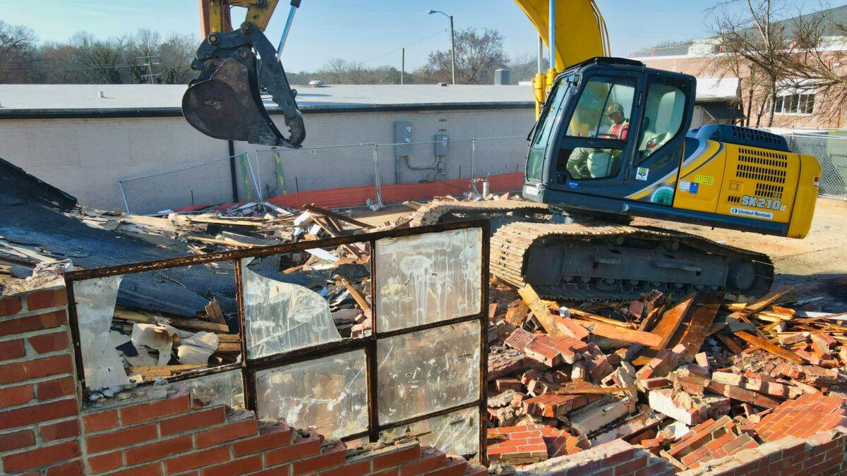 Hvad koster nedrivning af hus?