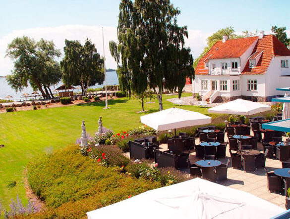 Weekend ophold på Hotel Faaborg Fjord Spa & Wellness