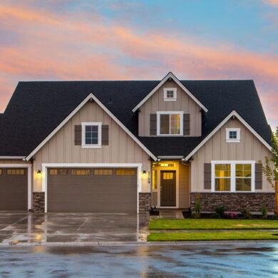sådan får du dit hus til at fremstå mere moderne med mindre forbedringer.